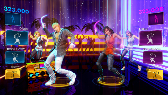 Dance Central 3 - Screenshot 01