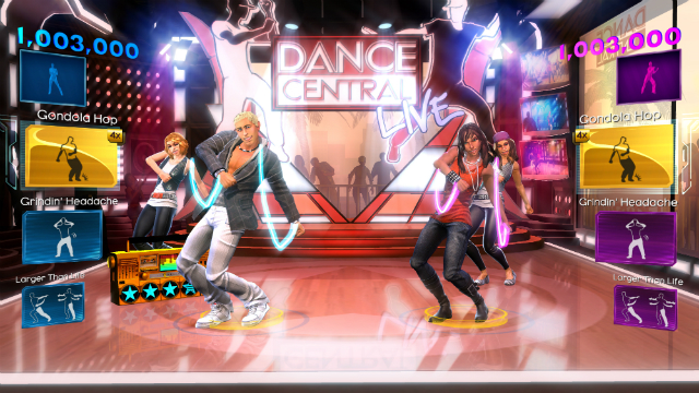 Dance Central 3 - Screenshot 03