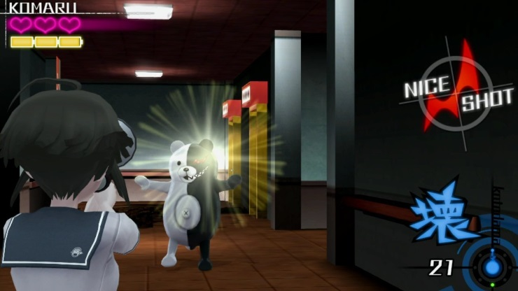 Danganronpa Ultra Despair screenshot