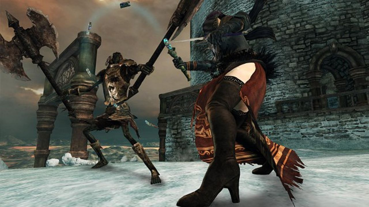 Dark Souls 2 Beta Prepare To Preview: Dark Souls II Forlorn Hope Trailer