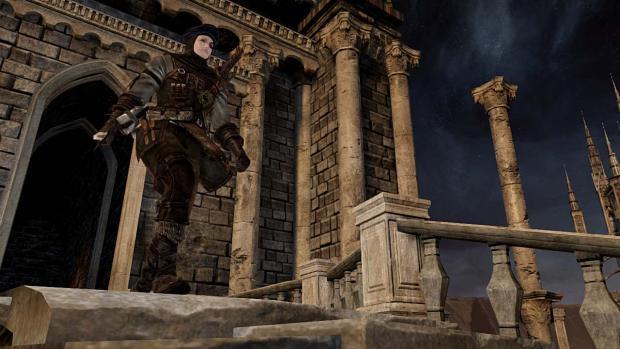 Dark Souls II Exploring
