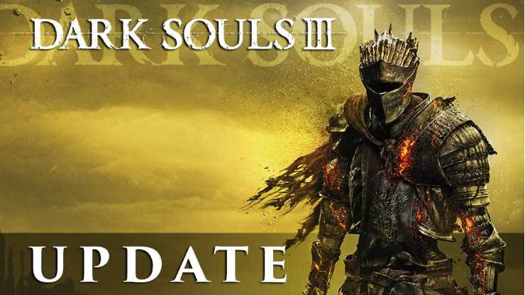 Large Dark Souls 3 update coming today, all the details here