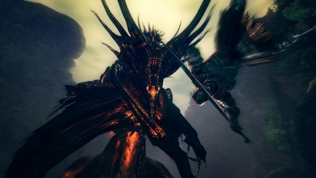 Dark Souls: Prepare to Die Edition - Threat of Black Dragon