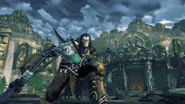 Darksiders II - Death