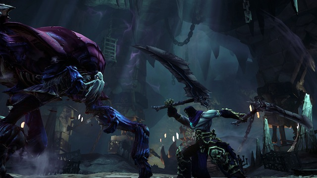 Darksiders II - Scyth Attack