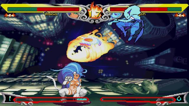 Darkstalkers Resurrection Review