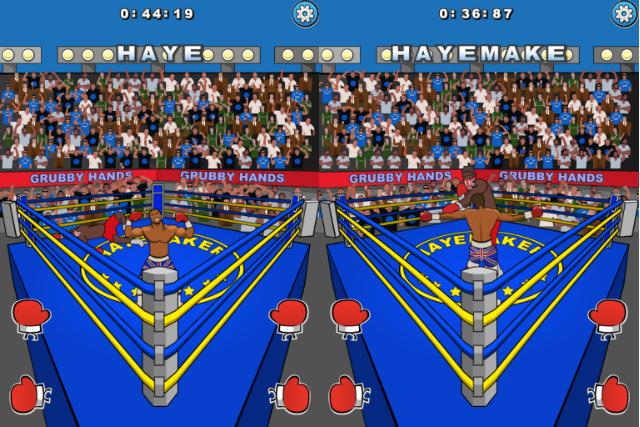 David Haye's Knockout - Screenshot