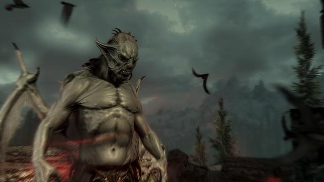 The Elder Scrolls V: Skyrim - Dawnguard: Vampire-Lord