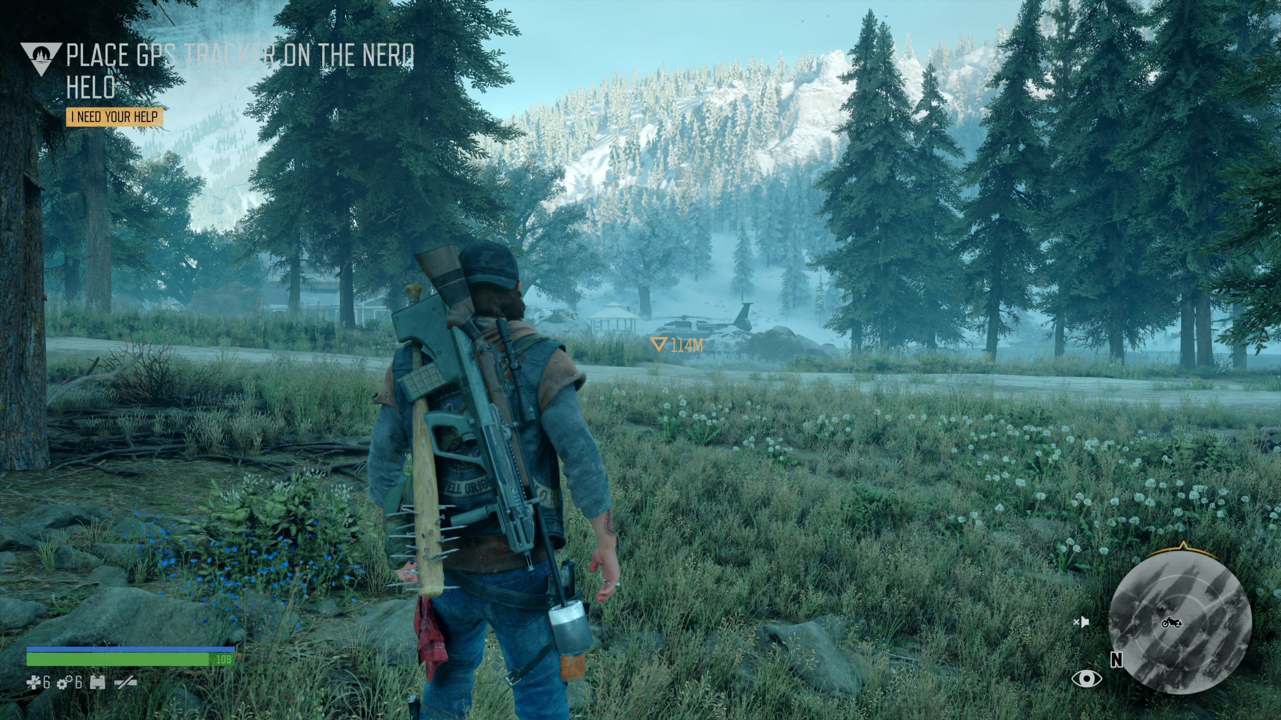 PS5 review: Days Gone on PS5