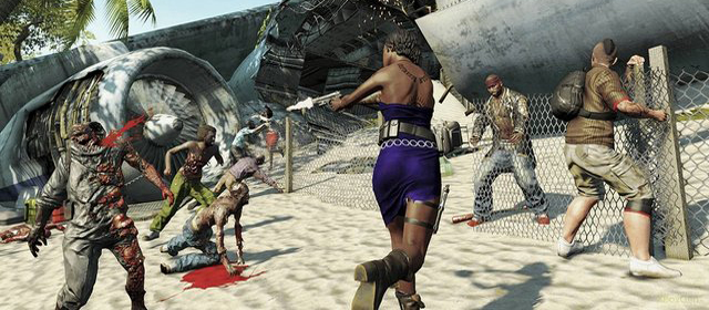 UK Charts – Dead Island Riptide Stays Top for Another Week