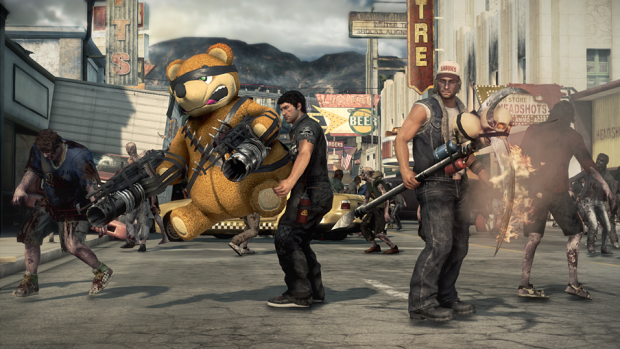 Dead Rising 3 Co-Op