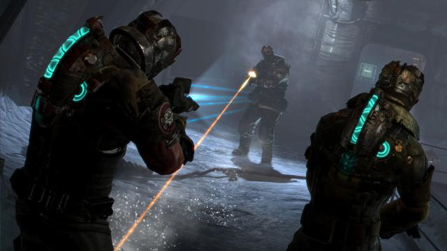Dead Space 3 - Co-Op Shooting