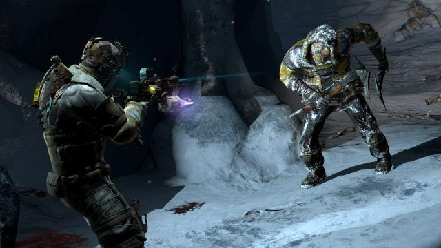 Dead Space 3 - Ice