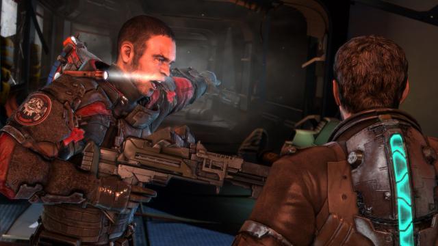 Dead Space 3 - John Carver