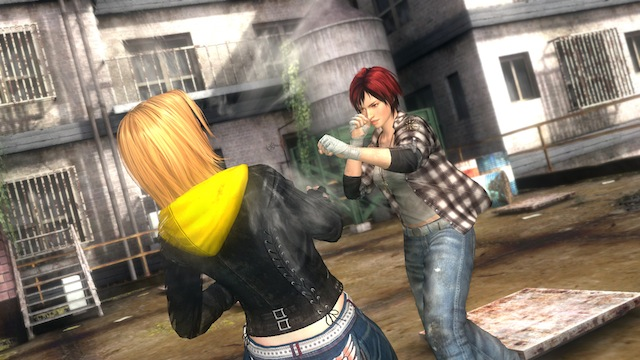 Dead or Alive 5 - Screenshot 01
