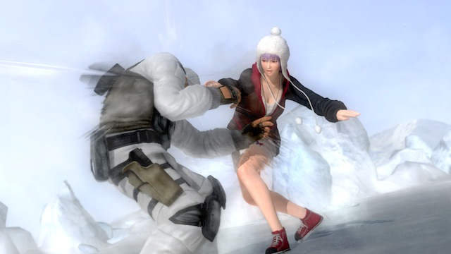 Dead or Alive 5 - Screenshot 02