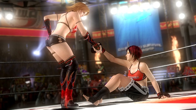 Dead or Alive 5 - Screenshot 03
