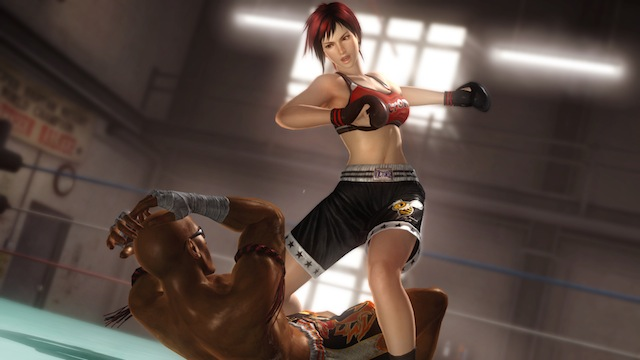 Dead or Alive 5 - Screenshot 04