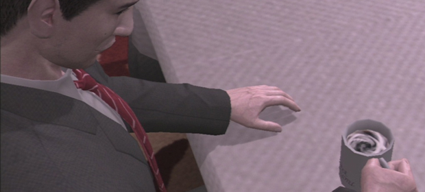 Deadly Premonition Appears on Steam Greenlight