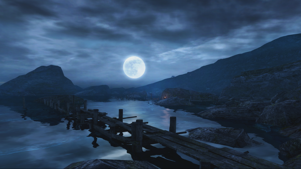 Dear Esther: Landmark Edition arrives on consoles next month