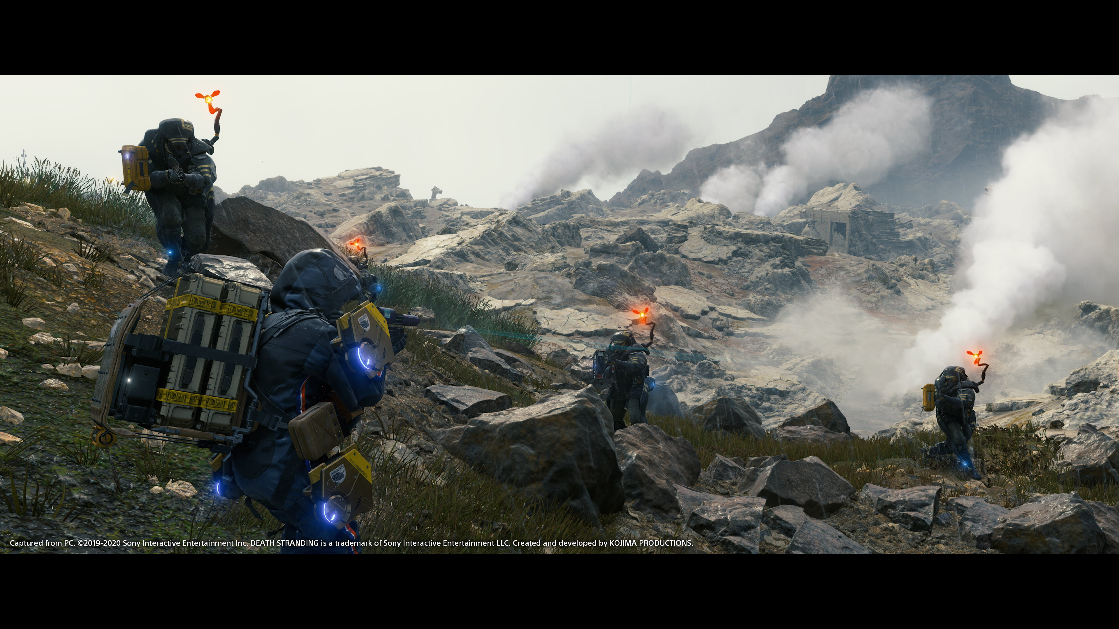 Death Stranding on PC: Combat