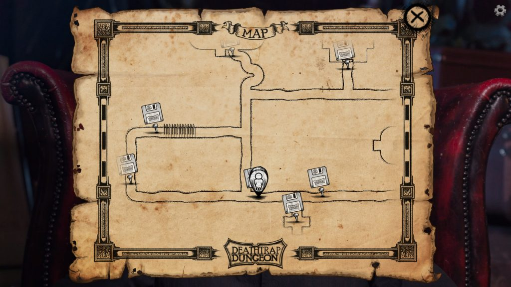 Deathtrap Dungeon review