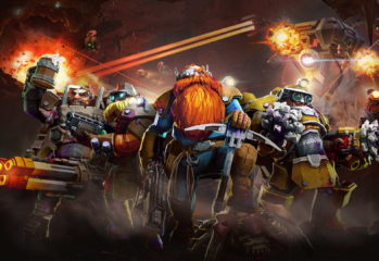 """Deep Rock Galactic """"Seasons"""" are here in a massive update 