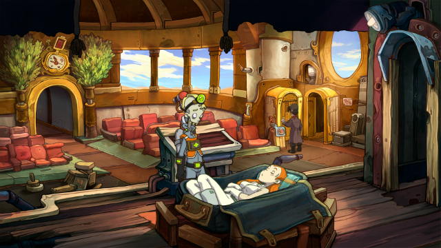 Deponia - Screenshot 01
