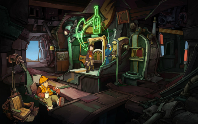 Deponia - Screenshot 03