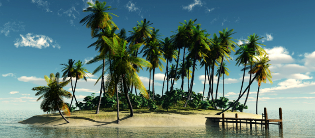 The Vault – Top Ten Desert Island Games
