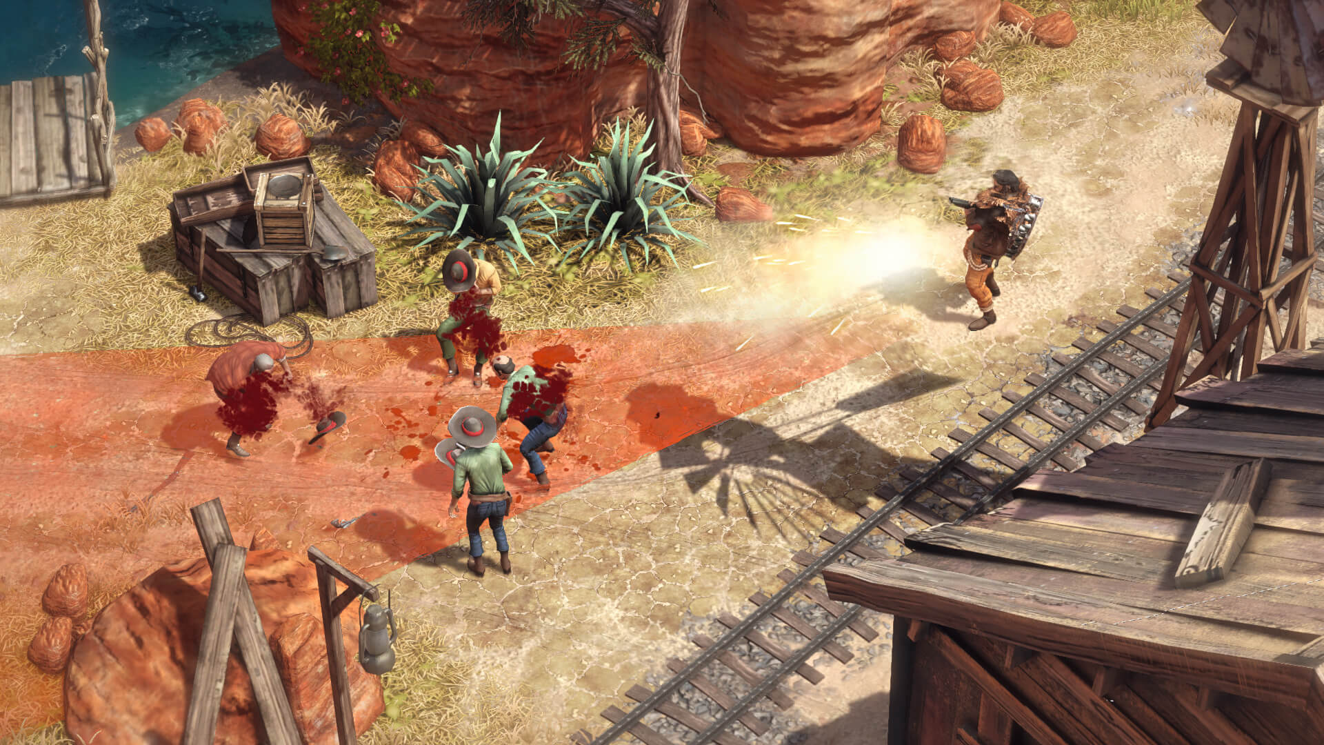 Desperados Iii Gets Some Free Content Today Godisageek Com