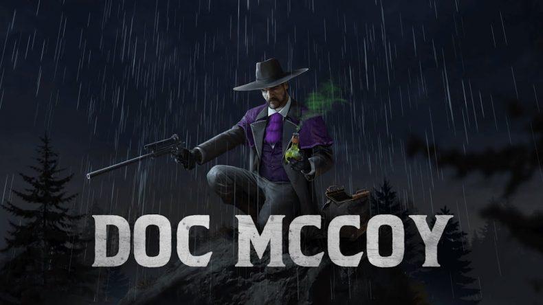 Desperados III Doc McCoy