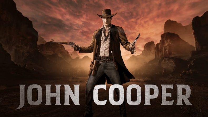 Desperados III John Cooper