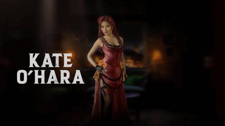Desperados III Kate O'Hara