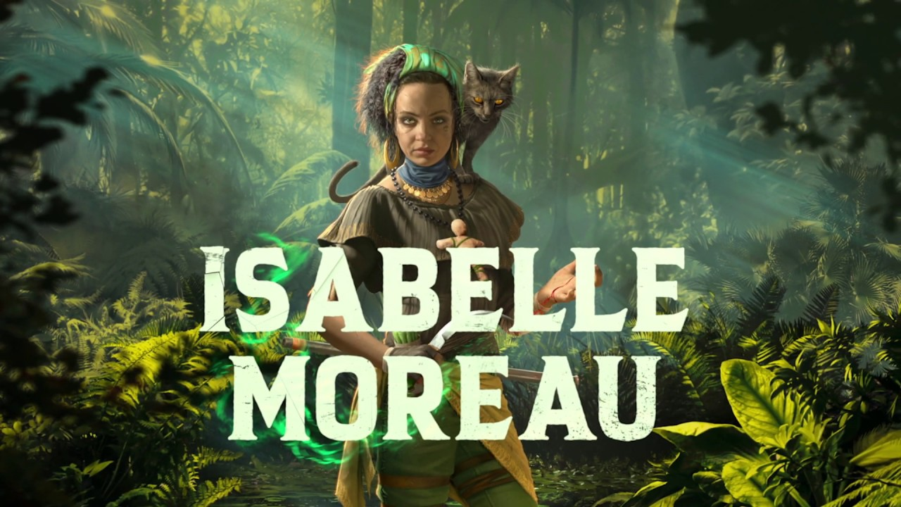 Desperados Iii Character Guide Isabelle Moreau Godisageek Com
