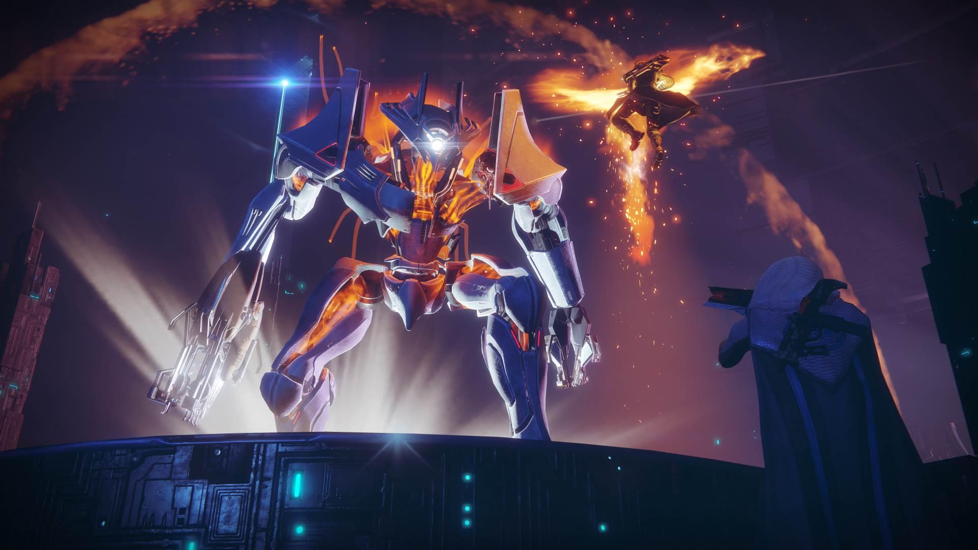 Destiny 2 strike