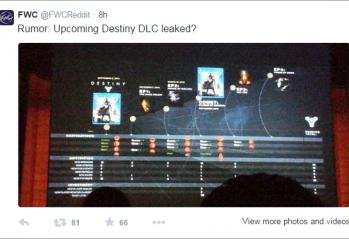 Destiny DLC