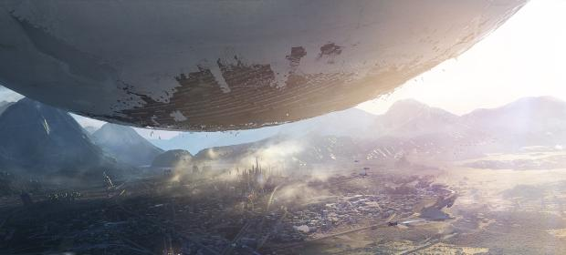 Destiny Launch Gameplay Trailer Revealed