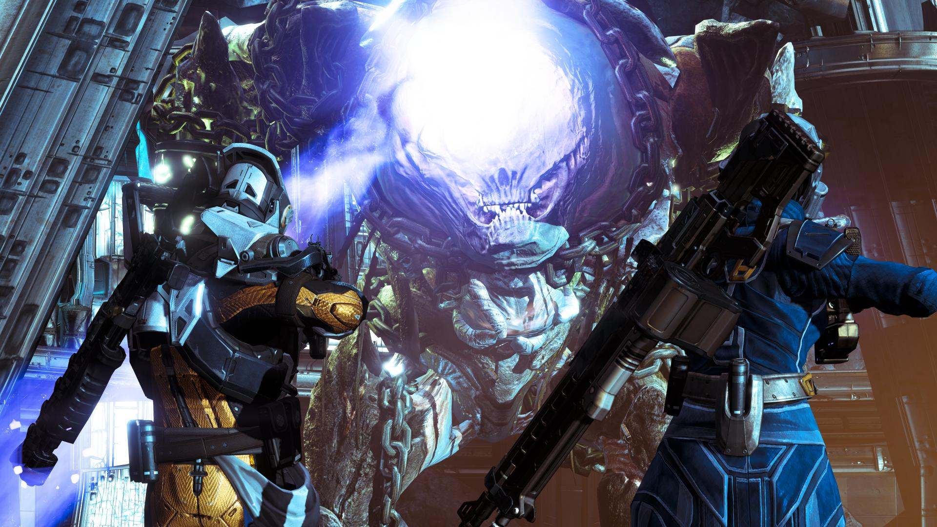Destiny Review - Moon phogoth