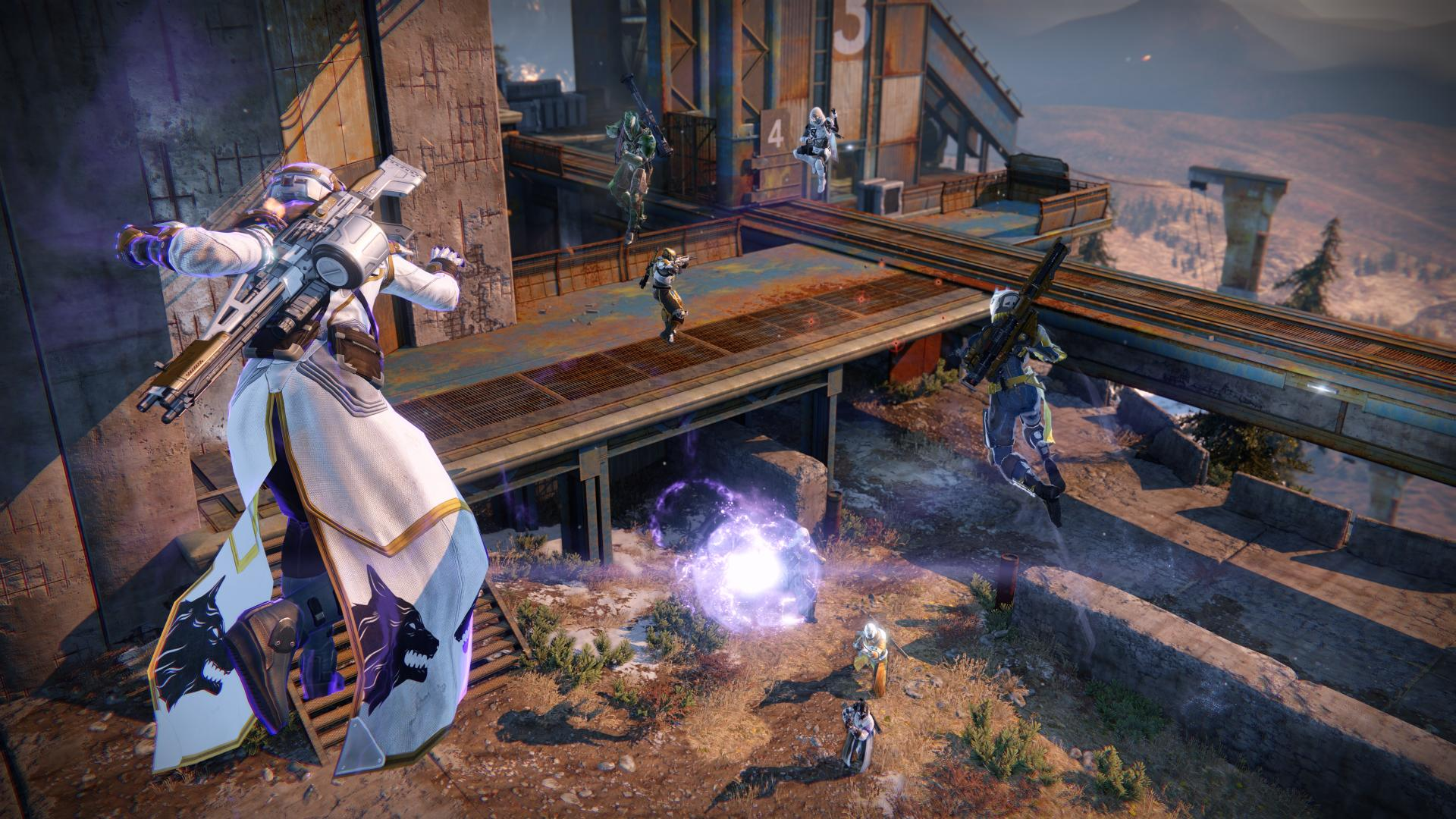 Destiny Review - PvP