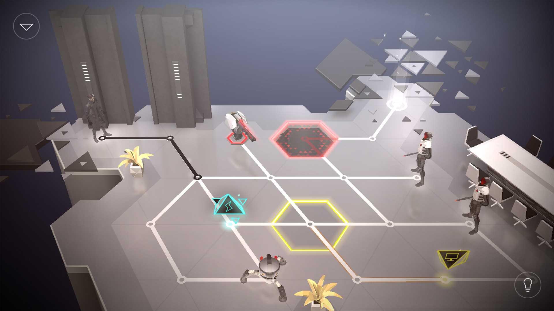 Deus Ex Go iOS review