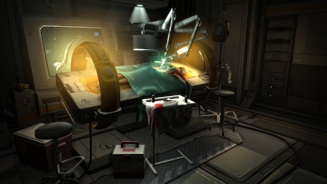 Deus Ex Missing Link - Operating Table