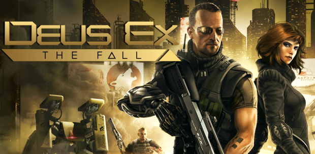 Deus Ex The Fall Featured Android