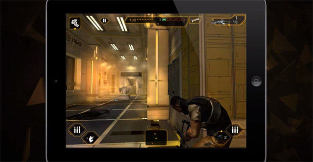 Deus Ex The Fall screen 1
