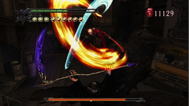 Devil May Cry: HD Collection - Boss