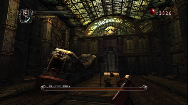 Devil May Cry: HD Collection - Train