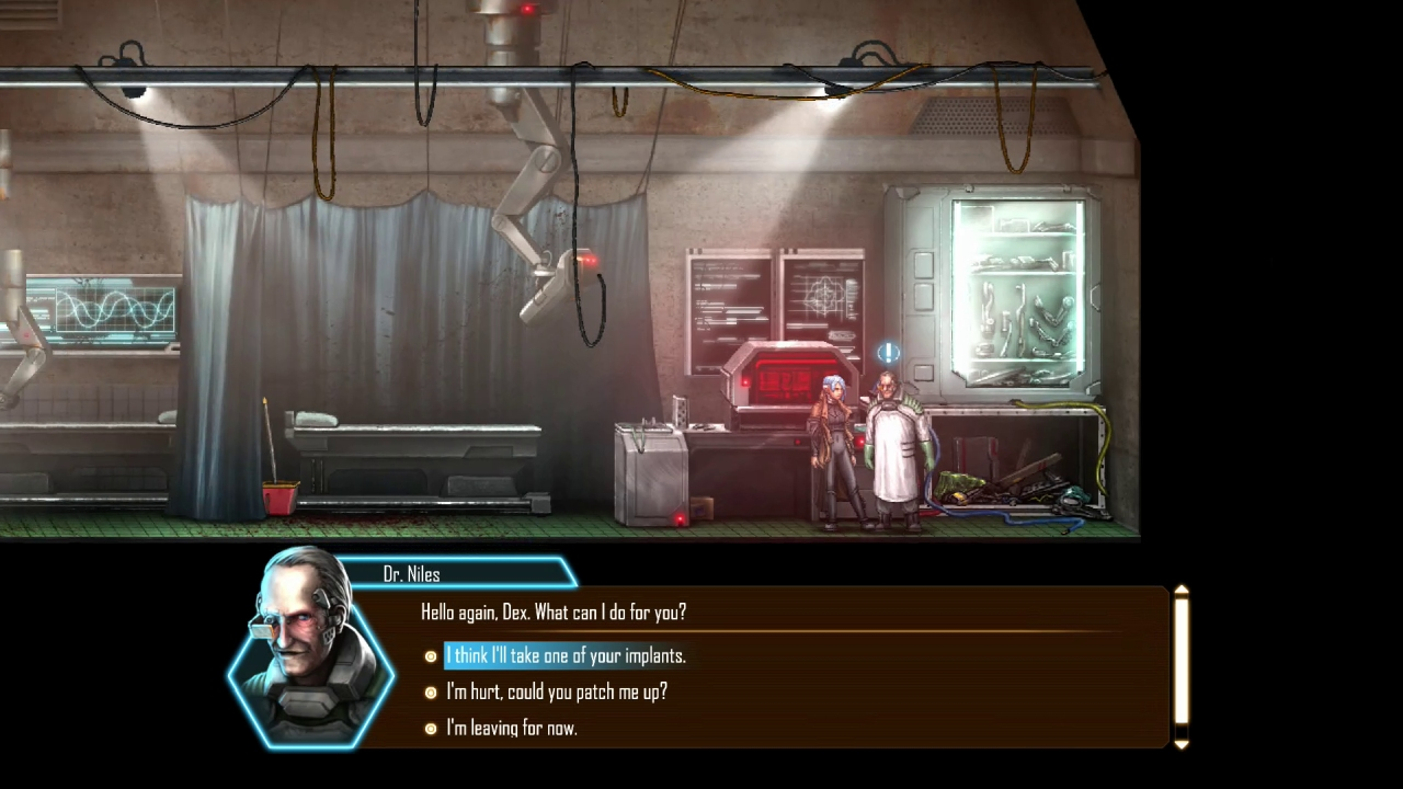 Dex screenshot 003