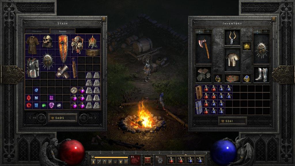 Diablo II: Resurrected review