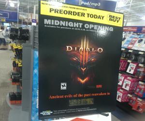Diablo III Release Date Possibly Leaked