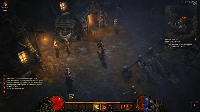 Diablo III - Legacy of Cain